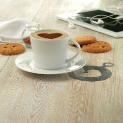 Taza y Plato Paris 180ml