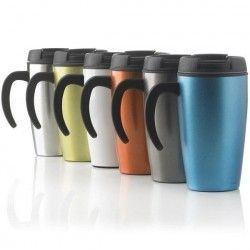 Taza Urban Sin BPA 400ml