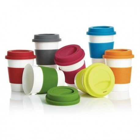 Vaso Café Pla 100% Biodegradable