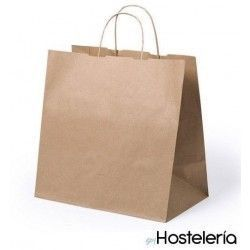 Bolsa de Papel Take Away 30x29x18cm