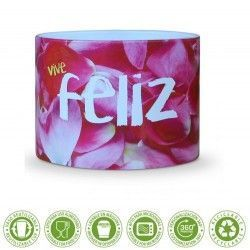 Vaso reutilizable y reciclable 240ml